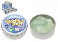 GLITTER SMART PUTTY IN TIN