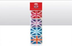DISC SET OF 4 UNION JACK MAGNETS