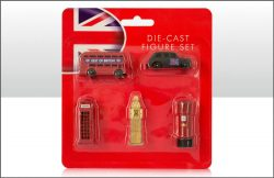 MINI DIE CAST MODELS LONDON