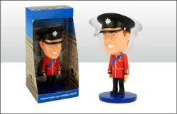 BOBBLE HEAD FIGURE PRINCE WILLIAM
