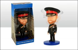 BOBBLE HEAD FIGURE PRINCE HARRY
