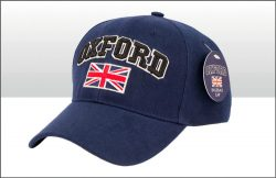 OXFORD UNION JACK BASEBALL CAP