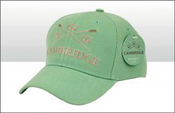 CAMBRIDGE CROWNS & OARS BASEBALL CAP