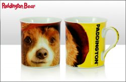 DISC PADDINGTON BEAR MOVIE CLOSE UP MUG