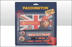 PADDINGTON BEAR MOVIE SCHOOL KIT