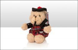 PLUSH PIPER BEAR 15cm