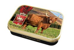 TINNED MINTS 40g HIGHLAND COW