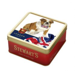 100g FUDGE TIN – UJ BULLDOG