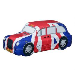 Union Jack Taxi Tin 40 English Breakfast Teabags