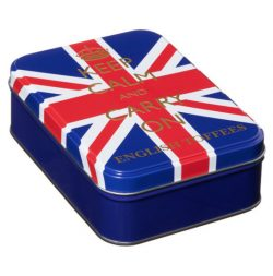 English Toffee Union Jack Tin