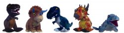 11″ JURASSIC WORLD 2 – FALLEN KINGDOM PLUSH 5 ASSTD