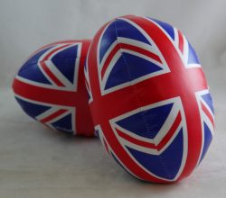 UNION JACK MINI RUGBY BALL