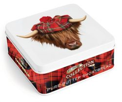 90g HIGHLAND COW S/B TIN