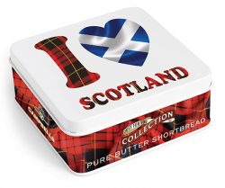 90g I LOVE SCOTLAND S/B TIN