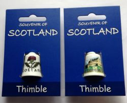TBD EDINBURGH CASTLE THIMBLE