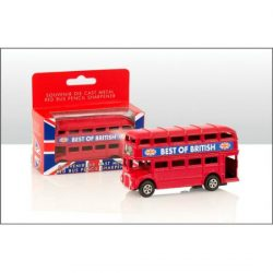 DIE CAST BUS PENCIL SHARPENER