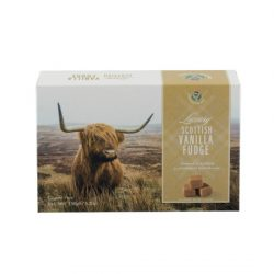 Vanilla Fudge Carton (Highland Cow)     NEW