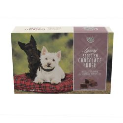 Chocolate Fudge Carton (Scottie Dogs) NEW