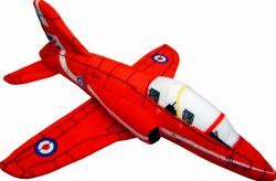 TBD Red Arrow Plush Toy