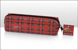 Royal Stewart Tartan PVC Pencil Case