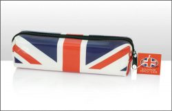 Union Jack Rectangle  PVC Pencil Case
