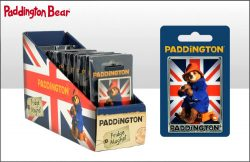 Paddington Bear Movie Metal Magnet