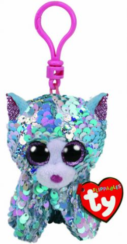 WHIMSY BLUE CAT FLIPPABLE – CLIP