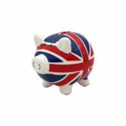 SMALL UJ PIGGY BANK
