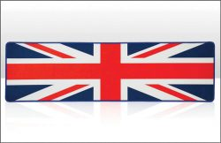 Union Jack Beer Bar Mat
