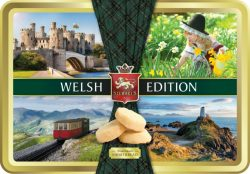 WELSH COLLECTION S/BREAD TIN 150g