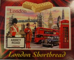 London Shortbread Gift Box 200g
