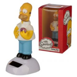 Homer Simpson Solar Pal – Licensed Design