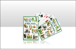 Iconic Ireland Playing Cards