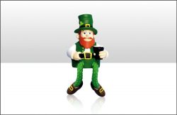 Leprechaun String Fella Resin Magnet