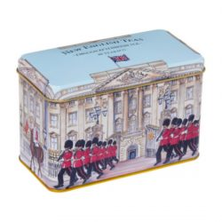 40 Teabag Tin Buckingham Palace & Guards 80g