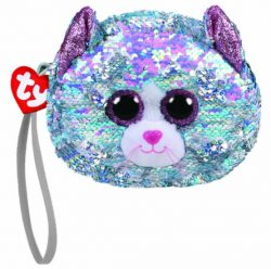 TY FLIPPABLE WRISTLET WHIMSY CAT