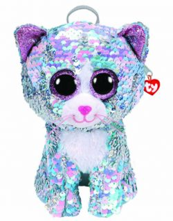 TY FLIPPABLE BACK PACK – WHIMSY CAT