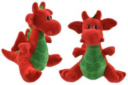 Plush Red Dragon 21cm