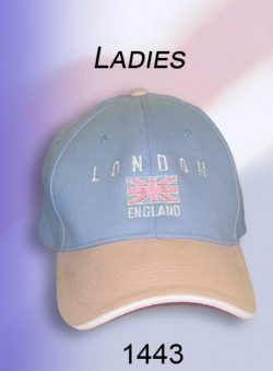 LADIES BASEBALL CAP