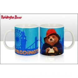Paddington Bear Movie Glitter Mug 11oz