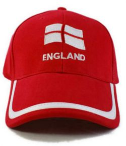 ST GEORGE CAP – RED