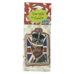 Mr Bean Crown Green Apple Air Freshener
