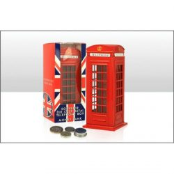 DIE CAST TELEPHONE BOX