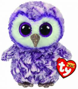 TY BEANIE BOOS – MOONLIGHT OWL