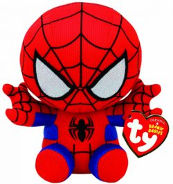TY BEANIE SPIDERMAN – MARVEL