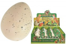 SMALL GROWING DINOSAUR EGG (6 ASSORTED)