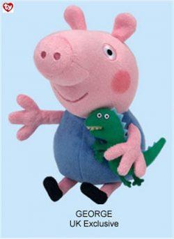 46130 TY PEPPA PIG GEORGE