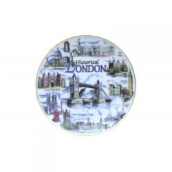 HISTORICAL LONDON PLATE 15cm