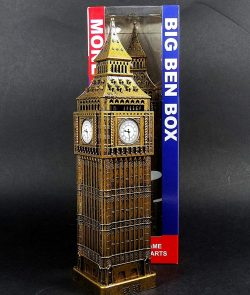 LARGE BIG BEN BANK