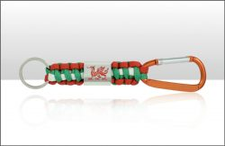 TBD WELSH DRAGON PARACORD KEYRING